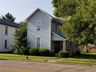 Miamisburg Single Family Home For Sale: 318 Mound Avenue