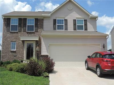 Dayton Single Family Home For Sale: 1011 Gleason Drive