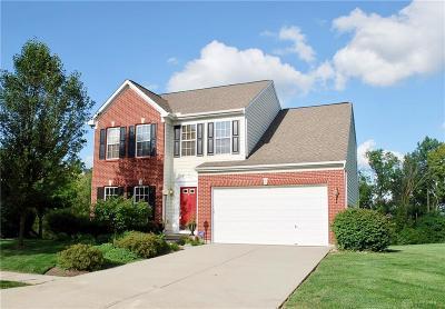 Dayton Single Family Home For Sale: 7892 Laurel Ridge Drive