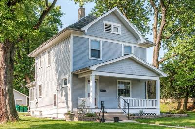 Dayton Single Family Home For Sale: 1588 Bowman Avenue