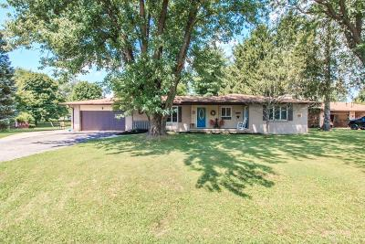 Jamestown Single Family Home Active/Pending: 877 Blackfoot Trail