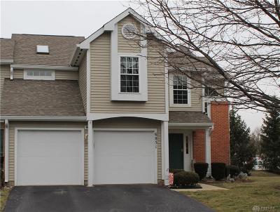 Dayton Condo/Townhouse For Sale: 6851 Cedar Cove Drive