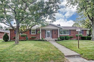 Fairborn Single Family Home Active/Pending: 630 Wyckshire Court