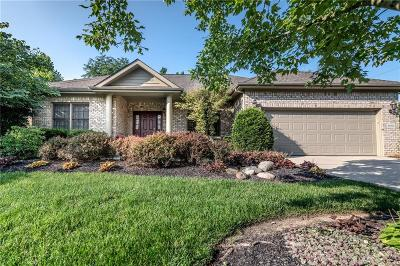 Bellbrook Single Family Home For Sale: 3803 Sable Ridge Drive