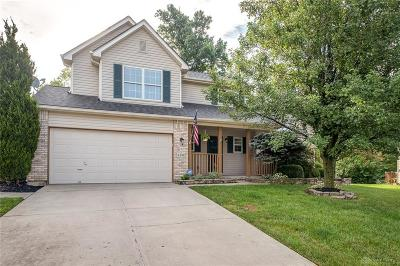 Dayton Single Family Home For Sale: 4398 Coach Light Trail