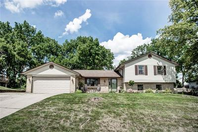 Vandalia Single Family Home For Sale: 451 Bent Twig Drive