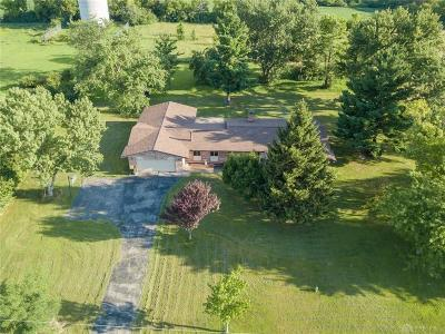 Miamisburg Single Family Home Active/Pending: 7450 Lower Miamisburg Road