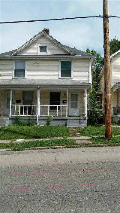 Dayton Multi Family Home For Sale: 1705-1707 Xenia Avenue
