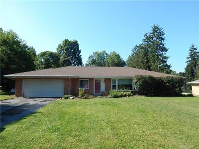 Dayton Single Family Home Active/Pending: 4894 Sheller Avenue