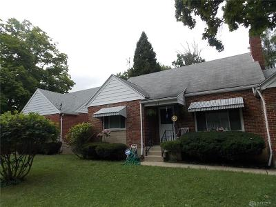 Dayton Single Family Home For Sale: 103 Redder Avenue