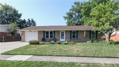 Dayton Single Family Home Active/Pending: 5254 Beechview Drive
