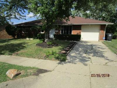 Dayton Single Family Home For Sale: 940 Rider Avenue