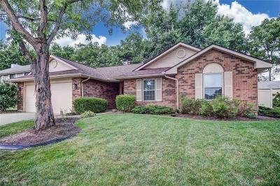 Huber Heights Single Family Home Active/Pending: 6619 Deer Bluff Drive