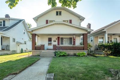 Dayton Single Family Home Active/Pending: 2546 Mundale Avenue