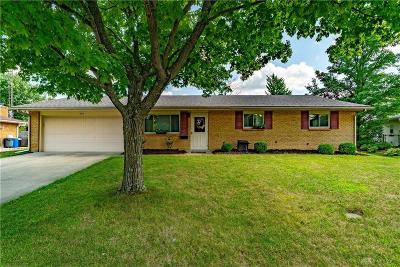 Dayton Single Family Home For Sale: 6012 Imperial Hills Drive
