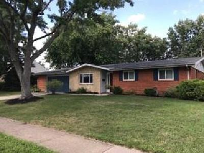 Englewood Single Family Home Active/Pending: 1008 Derringer Drive