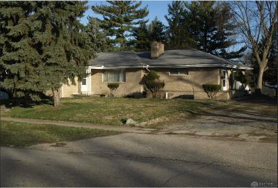 Xenia Single Family Home For Sale: 912 Main