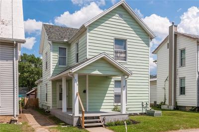 Miamisburg Single Family Home For Sale: 314 4th Street