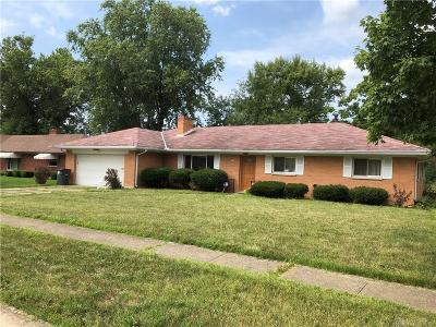 Dayton Single Family Home For Sale: 2649 Churchland Avenue