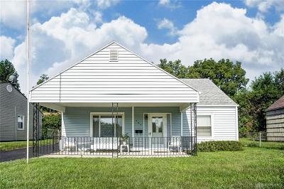 Dayton Single Family Home For Sale: 409 Alexander Drive