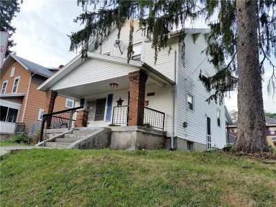 Dayton Single Family Home For Sale: 1204 Kenyon Place