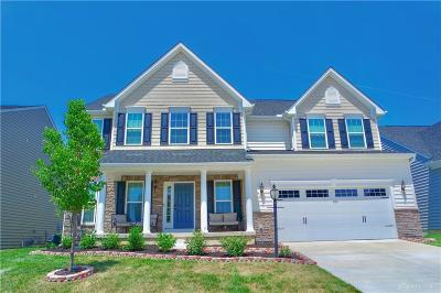 Dayton Single Family Home For Sale: 531 Recess Drive Drive