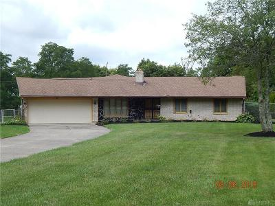 Dayton Single Family Home Active/Pending: 2051 Soldiers Home West Car Road