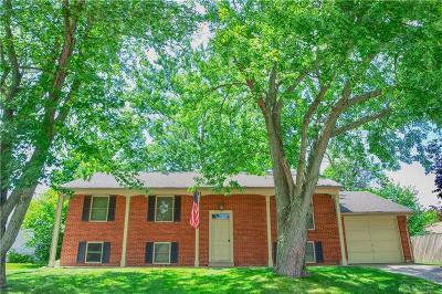 Vandalia Single Family Home For Sale: 231 Hartshorn Dr