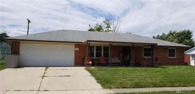 Vandalia Single Family Home For Sale: 105 Halifax Drive