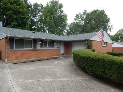 Dayton Single Family Home For Sale: 4974 Tewkesbury Drive