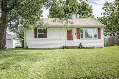 Dayton Single Family Home For Sale: 2332 Carew Avenue
