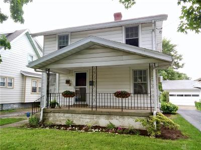 Dayton Single Family Home For Sale: 3023 Marimont Drive
