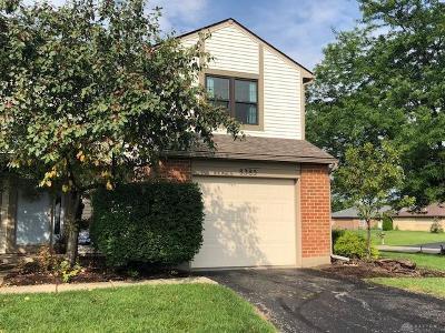 Dayton Condo/Townhouse For Sale: 8385 Washington Village Drive