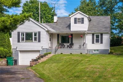 Fairborn Single Family Home For Sale: 3218 Lancaster Drive
