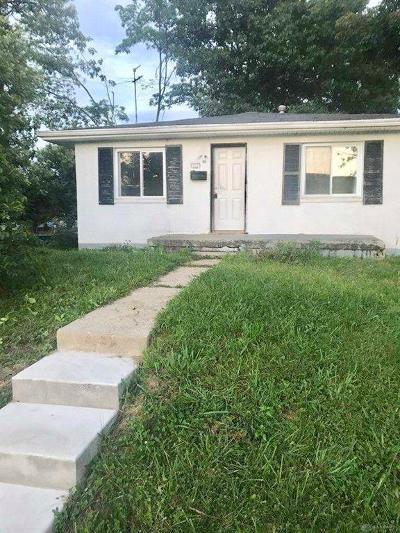 Dayton Single Family Home For Sale: 1100 Haller Avenue