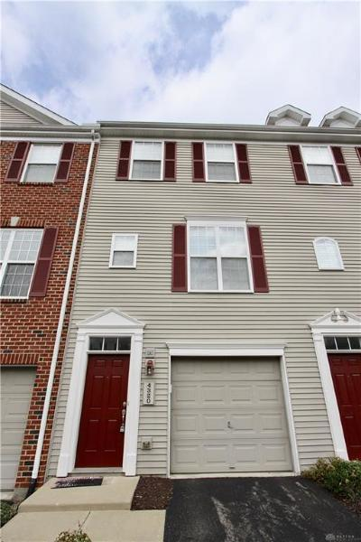 Beavercreek Condo/Townhouse For Sale: 4320 Straight Arrow Road