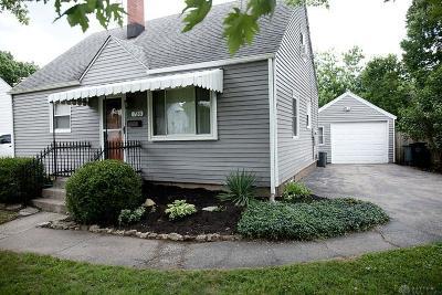 Dayton Single Family Home For Sale: 736 Alexander