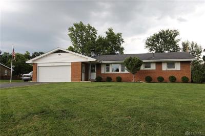 Beavercreek Single Family Home For Sale: 2120 Grange Hall Road
