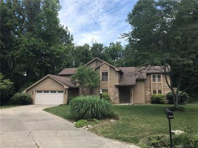 Centerville Single Family Home For Sale: 8840 Wells Spring Point