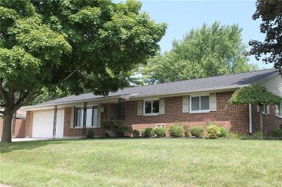 Englewood Single Family Home For Sale: 513 Durst