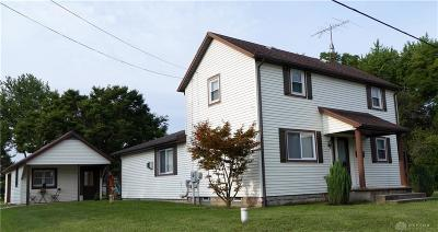 Brookville Single Family Home For Sale: 8910 National Road