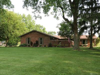 Vandalia Single Family Home For Sale: 901 Martindale Road