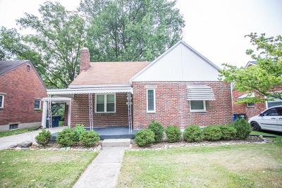 Dayton Single Family Home For Sale: 537 Shadowlawn Avenue
