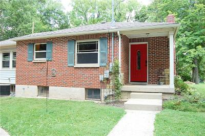Dayton Single Family Home For Sale: 4511 Hoffman Drive