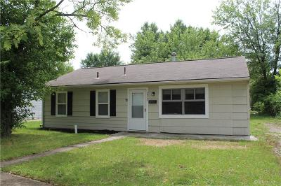 Dayton Single Family Home For Sale: 3922 Palmerston Avenue