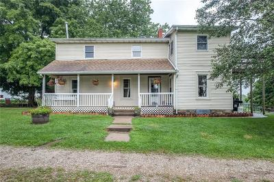 Single Family Home Active/Pending: 11164 Ayres Pike