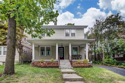 Dayton Single Family Home For Sale: 71 Pinehurst Avenue