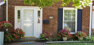 Fairborn Single Family Home Active/Pending: 2408 Rona Village Boulevard