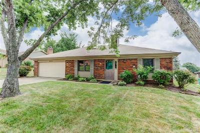 Springboro Single Family Home For Sale: 570 Basil Street