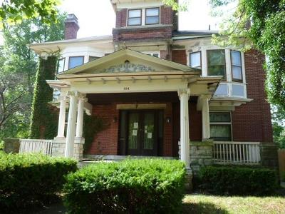 Dayton Single Family Home For Sale: 104 Lexington Avenue